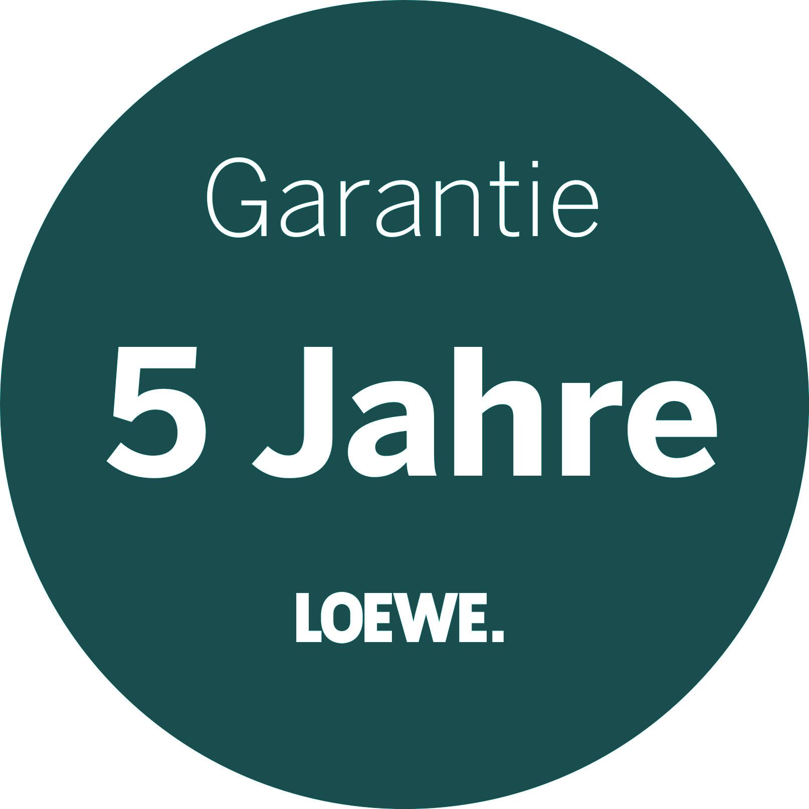 Loewe Garantie-Promotion 5 Jahre