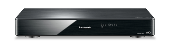 Panasonic Blu Ray Player und Recorder