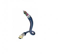 Inakustik High Speed HDMI Kabel mit Ethernet Premium Serie 1,5m