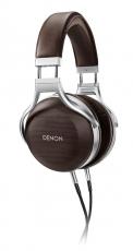 Denon AH-D5200EM High End Over Ear-Kopfhörer Ohrschalen aus Echtholz