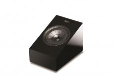 KEF R8a Schwarz Dolby Atmos Lautsprecher mit einem 130 mm  Uni-Q Treiber mit einem 25 mm Hochtöner (1 Paar)