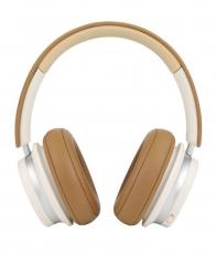 DALI IO-6 Karamell Weiß Kopfhörer mit aktiver Rauschunterdrückung