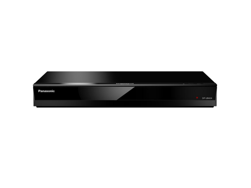 panasonic dp ub424 uhd blu ray player mit hdr10. Black Bedroom Furniture Sets. Home Design Ideas