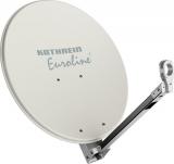 Kathrein KEA650 Weiß Offset-Parabolantenne Alu-Reflektor