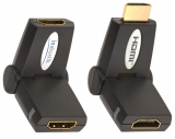 Inakustik Premium HDMI Winkeladapter 180°