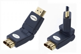 Inakustik Premium HDMI Winkeladapter 360°