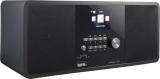 IMPERIAL DABMAN i250 Schwarz Hybrid Internet, DAB/DAB+ und UKW Radio mit Bluetooth Sender & Empfänger