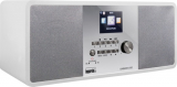 IMPERIAL DABMAN i250 Weiß Hybrid Internet, DAB/DAB+ und UKW Radio mit Bluetooth Sender & Empfänger