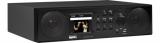 IMPERIAL DABMAN i450 Schwarz Küchenunterbau Hybrid Internet, DAB/DAB+ und UKW Radio