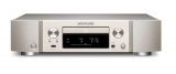 Marantz ND8006 Silber-Gold Allround-Netzwerk-CD-Player mit Heos, Bluetooth, AirPlay und D/A-Wandler