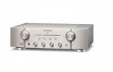 Marantz PM8006 Silber-Gold Stereo-Vollverstärker für Vinyl-Liebhaber