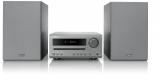 Denon D-T1 Grau Hi-Fi-Mini-System D-T1 mit CD und Bluetooth