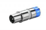 Kathrein EMK 63 IEC-Kompressions-Stecker