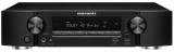 Marantz NR1510 Schwarz Kompakter 5.2-Kanal AV-Receiver mit HEOS