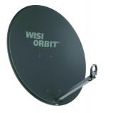 Wisi OA 38 H Orbit Line Parabol-Offsetantenne, 80 cm, basaltgrau