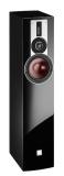 DALI RUBICON 5 Schwarz Standlautsprecher mit Hybrid-Hochtöner und Linear Drive Magnet System (1 Paar)