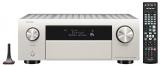 Denon AVC-X4700H Silber 9.2-Kanal 8K AV-Verstärker mit 3D-Audio, HEOS Built-in und Sprachsteuerung