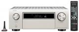 Denon AVC-X6700H Silber 11.2-Kanal 8K AV-Verstärker mit 3D-Audio, HEOS Built-in und Sprachsteuerung