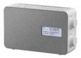 Panasonic RF-D30BT Weiß DAB+ Radio mit Bluetooth