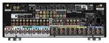 Marantz SR6015 Schwarz AV-Verstärker mit 9-Kanal-Endstufe, 11.2-Kanal-Signalverarbeitung für erstklassigen 3D-Sound, 8K Video und HEOS Built-in