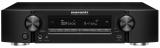 Marantz NR1711 Schwarz 7.2-Kanal AV-Receiver mit 3D-Sound, 8K Video und HEOS Built-in