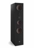 Dali OPTICON 8 MK2 Esche schwarz Referenz-Standlautsprecher mit Hybrid-Hochtöner